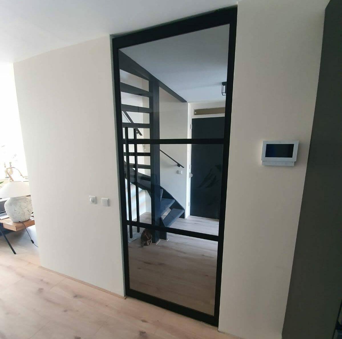 Stalen deuren voor binnen